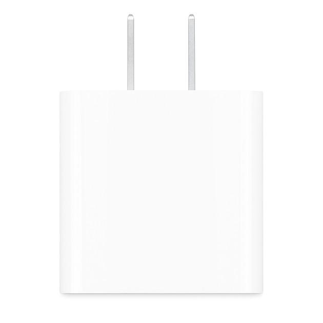 アップル純正Apple 20W USB-C電源アダプタ  MHJA3...