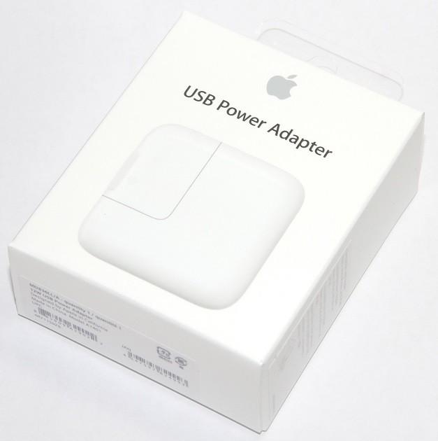 アップル純正Apple 12W USB電源...