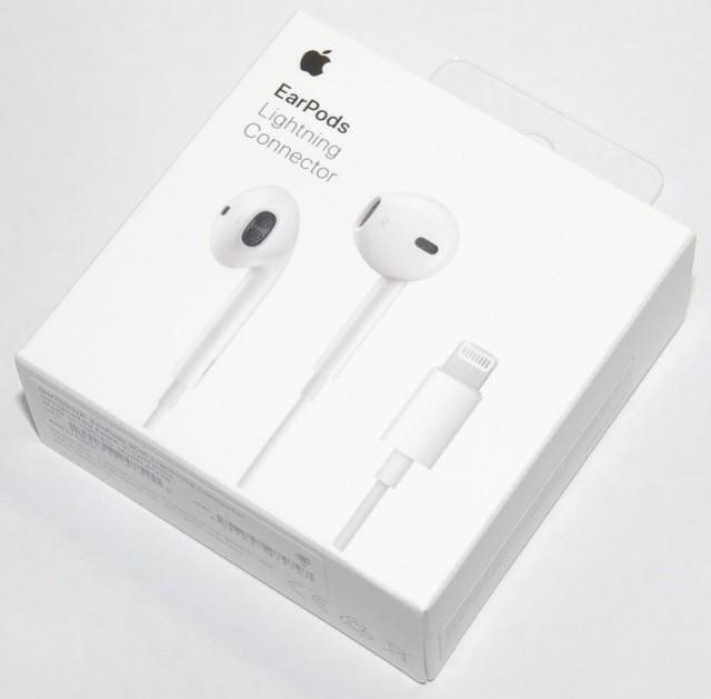 アップル純正  Apple EarPods with Lightning Con...