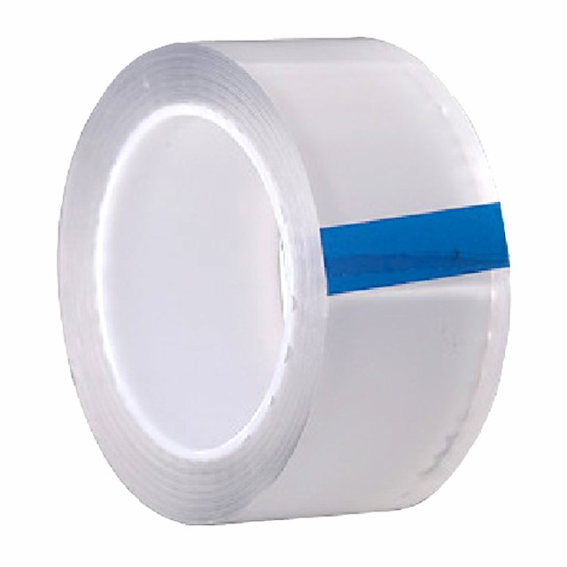 クリアテープ 防水/防カビ 幅3cm 長さ3m 厚さ0.5 ...