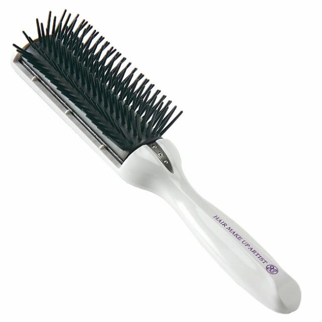美容師さんの艶髪ブラシ静電気除去タイプ 0070-2230 00(ヘアブラシ 静電気除去 静電気対策 ブラッシング 静電気 ブロー)