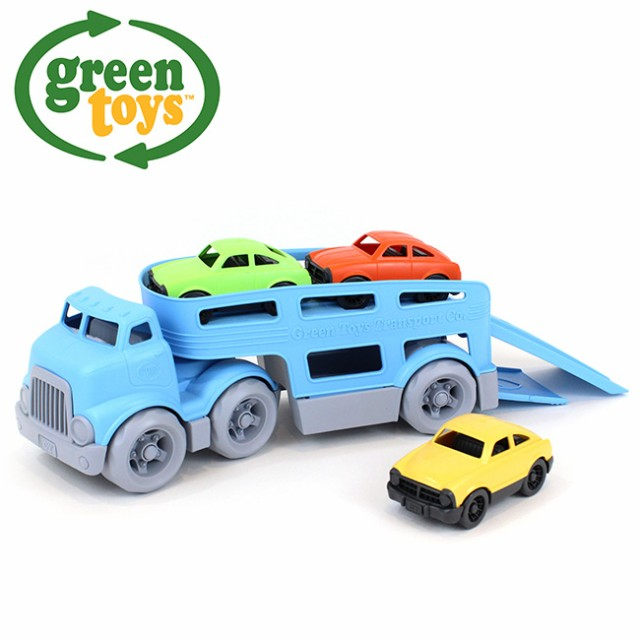 green toys カーキャリアー GRT-CCRB-1237(おもち...