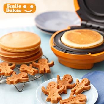 recolte レコルト スマイルベイカー RSM-1 オレンジ OR(卓上電気調理鍋 卓上 電気 キッチン用品 調理器具 小型鍋 小型 卓上)
