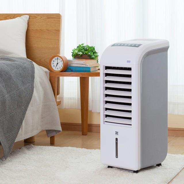 ゼンケン スリム温冷風扇 ZHC-1200(夏 冬 冷房 暖...