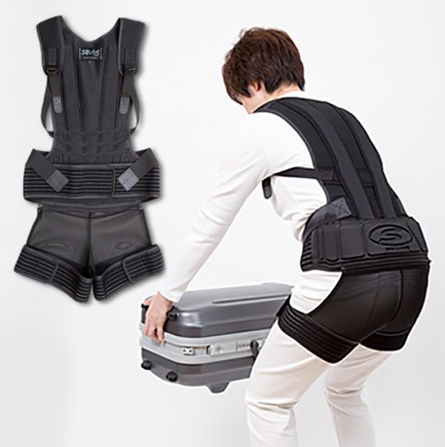 ワークサポートスーツ(作業用 腰 ベルト コルセッ...
