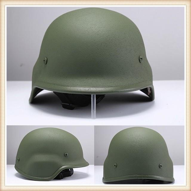 アメリカ軍 PASGT M88 スチール レプリカ ヘルメ...