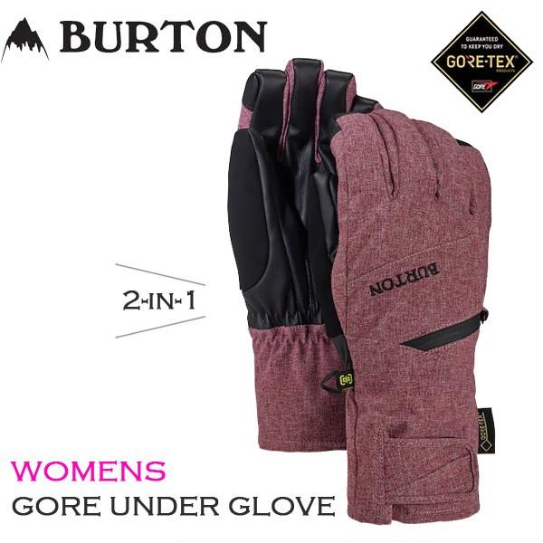 スノーボード グローブ 18-19 BURTON バートン WO...
