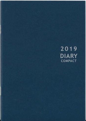 【メール便OK】2019 DIARYダイアリー...