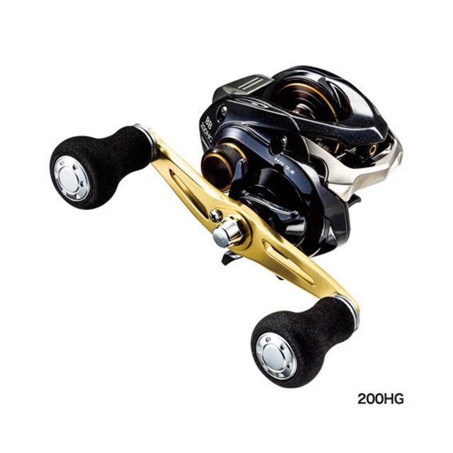 シマノ 16 グラップラー BB200HG (...