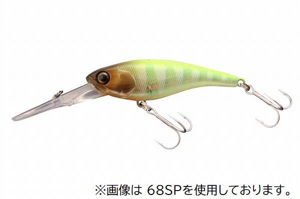ジャッカル ソウルシャッド 62DR SP P...