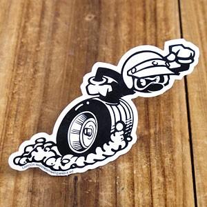 ステッカー 車 世田谷ベース アメリカン バイク ...