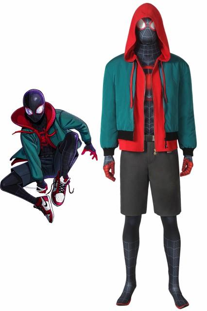 スパイダーマン: スパイダーバース マイルス・モ...