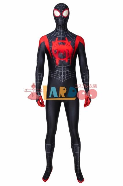 スパイダーマン: スパイダーバース マイルズ・モ...