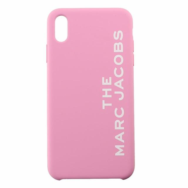 マークジェイコブス iPhoneケース レディース      iPhoneXSMax     MARC JACOBS M0015930 ピンク系           スマホケース・テックアク