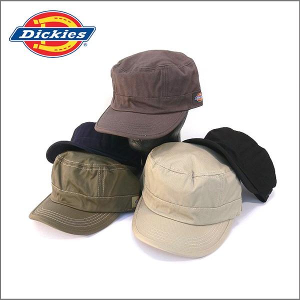 ディッキーズ ワークキャップ Dickies 帽子 ロゴ ...