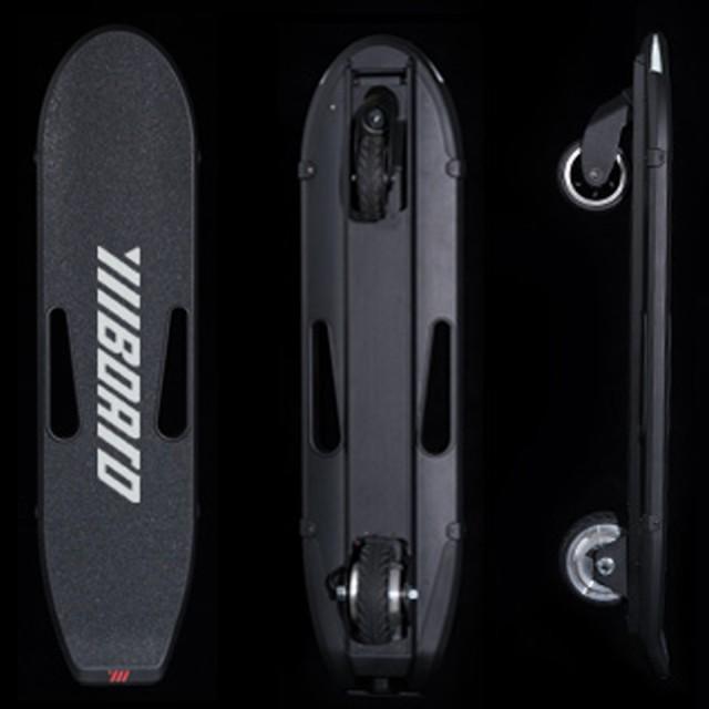 電動インラインスケートボード YiiBOARD