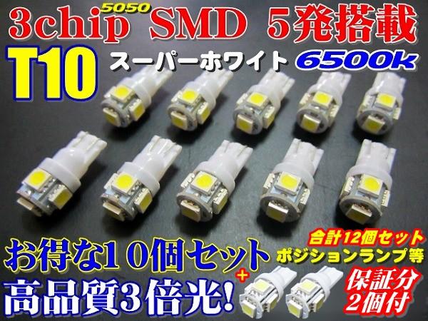 激安★業販合計12個セット 高品質3倍光SMD 15連級...
