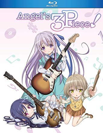 天使の3P! 全12話BOXセット ブルーレイ【Blu-ray...