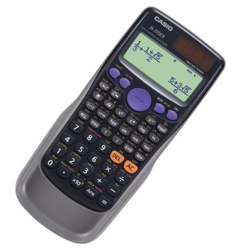 カシオ 関数電卓 数学自然表示 394関数 10桁 fx-3...