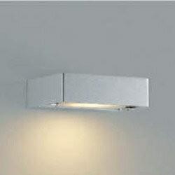 玄関 照明 表札灯 LED一体型  シルバーメタリック...