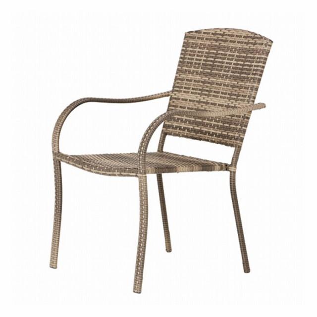ガーデンファニチャー 椅子 サハラ スタッキング ...