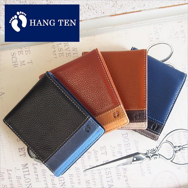ハンテン HANG TEN 二つ折り財布 財布 61HT05【メ...