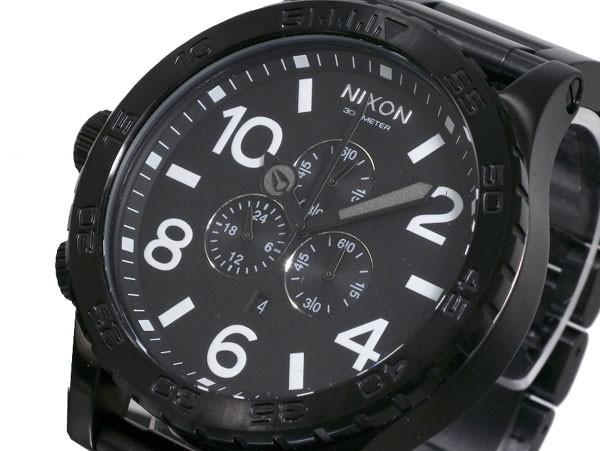 ニクソン NIXON 51-30 CHRONO 腕時計 A083-001 A0...