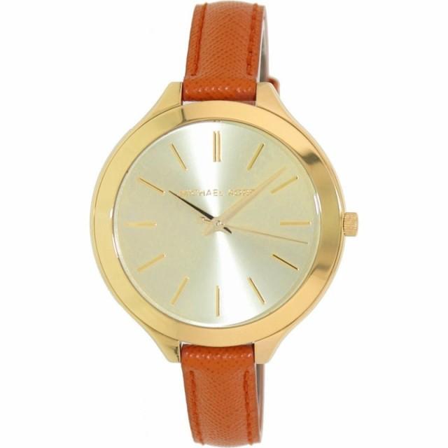 マイケルコース 腕時計 MICHAEL KORS MK2275 オレ...