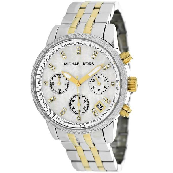 Michael kors レディース 腕時計 MK5057 コンビ[...