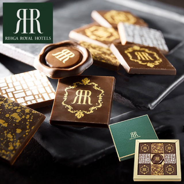 バレンタイン チョコレート ギフト  リーガロイヤルホテル タブレット・ノーブル(RV-1)/ C-20 【QA】 (のし・包装・メッセージカード