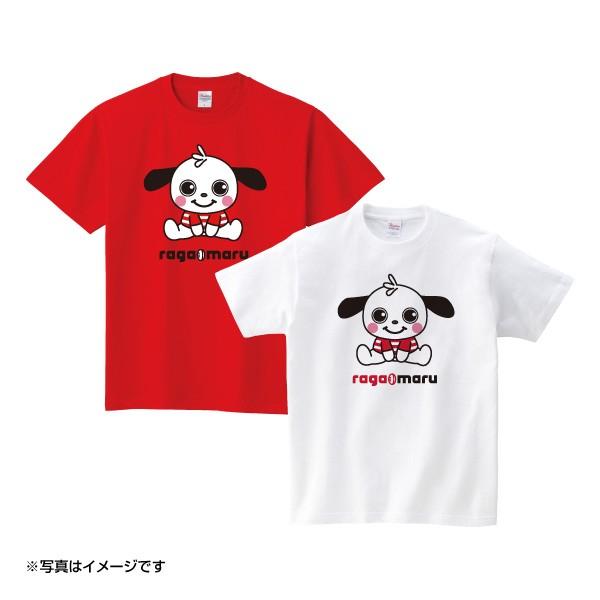 [ラグビーグッズ] ラガマルくん Tシャツ
