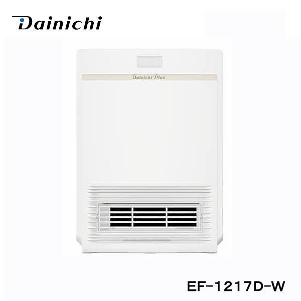 ダイニチ セラミック ファンヒータ− EF-1217D-W ...