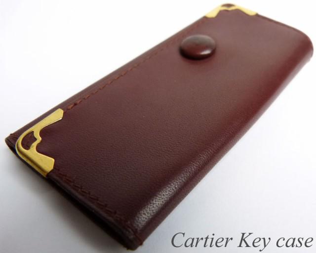 Cartier カルティエ  4連 キーケース 【中古】【...