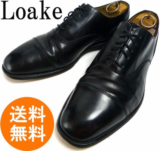 英国製 ロークLOAKE ストレートチップ UK9 (27.5c...