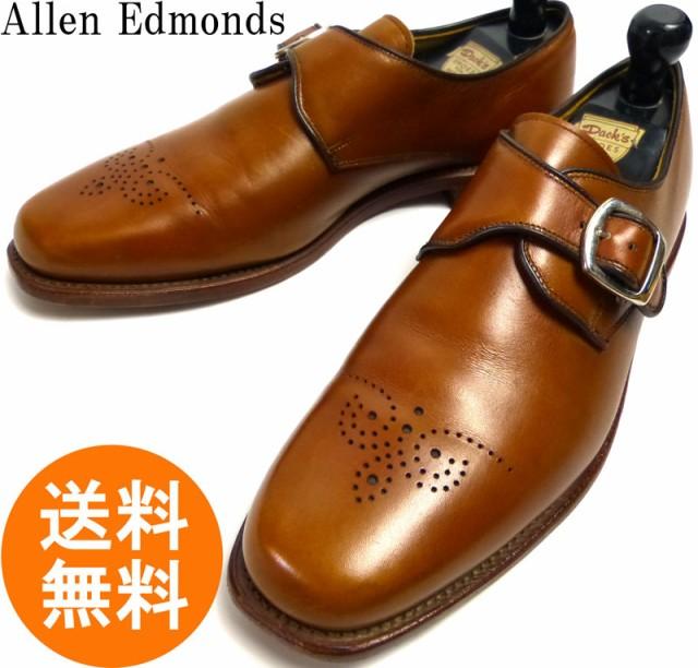 アレンエドモンズ Allen Edmonds Holt  モンクス...
