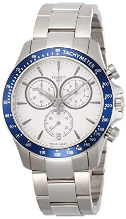 ティソ TISSOT V8 クロノグラフ 腕時計 メンズ T-...
