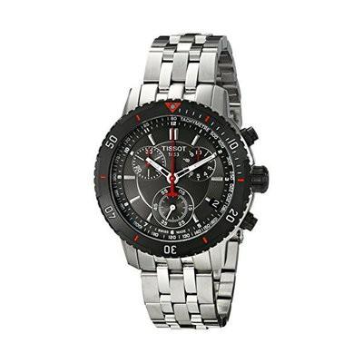TISSOT ティソ メンズ 腕時計 T-SPORT PRS 200 ...