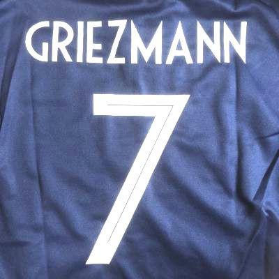 子供用 K043 18 フランス GRIEZMANN*7 グリーズマ...