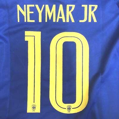 子供用 K049 18 ブラジル NEYMAR Jr*11 ネイマー...