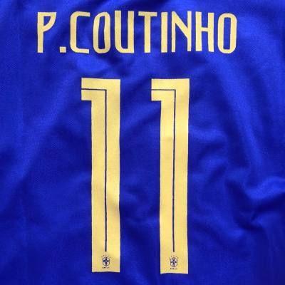 子供用 K049 18 ブラジル P.COUTINHO*11 コウチー...