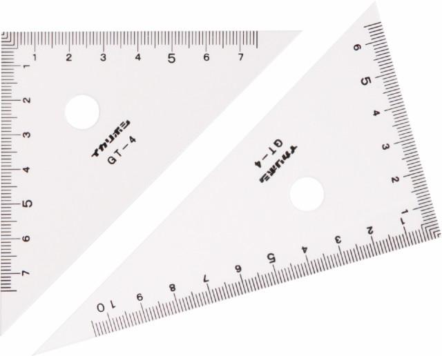 三角定規(10cm)0スタート(約4〜7日後出荷)