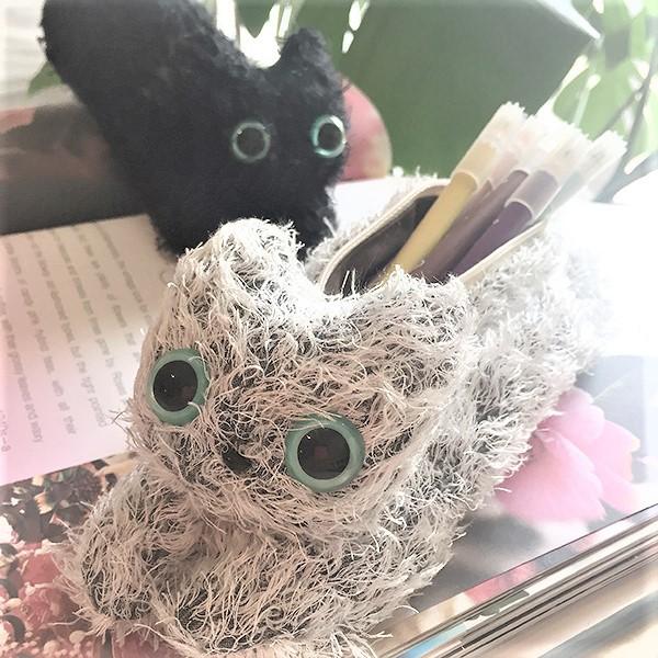 ネコグッズ 猫雑貨 ねこ ミュゼット ペンケー...