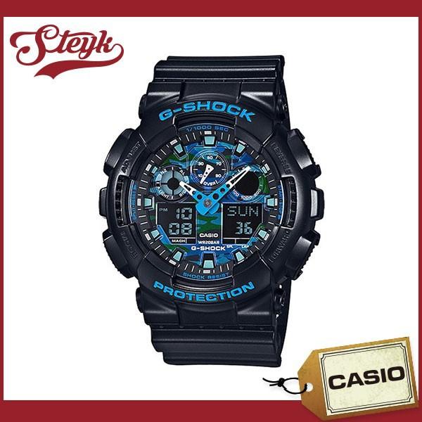 CASIO カシオ 腕時計 GA-100CB-1A G-SHOCK ジーシ...