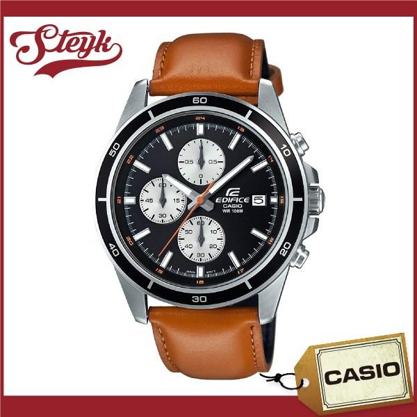 CASIO カシオ 腕時計 EFR-526L-1B EDIFICE エディ...