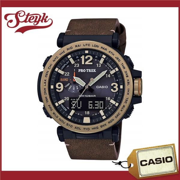 CASIO カシオ 腕時計 PRG-600YL-5 PRO TREK プロ...