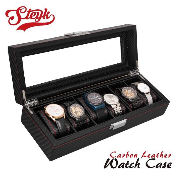 【送料無料】 カーボン 時計ケース 腕時計ケース ...