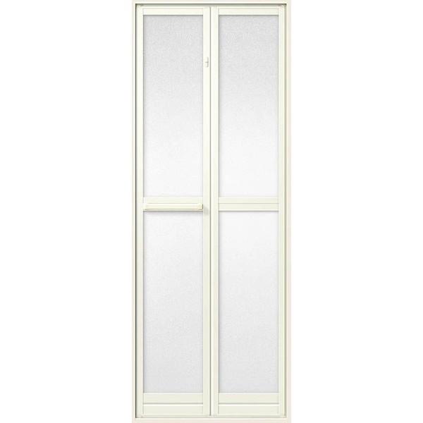 浴室中折ドア SF型 内付型 樹脂パネル入 完成品 0...