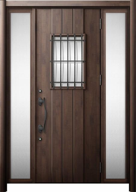 玄関ドア リシェント3 断熱 K4 D44型 両袖 W:1,1...