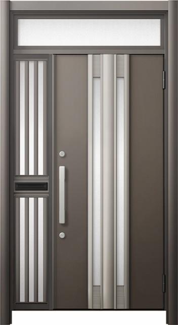玄関ドア リシェント3 断熱仕様 ランマ付 K2 G77...