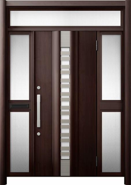 玄関ドア リシェント3 断熱 K2 G82型(採風タイプ)...